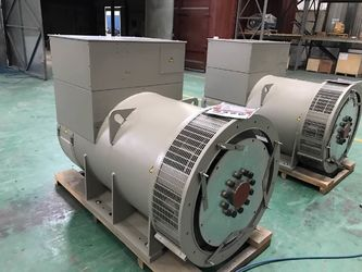 Wuxi Werna Alternator Co., Ltd.