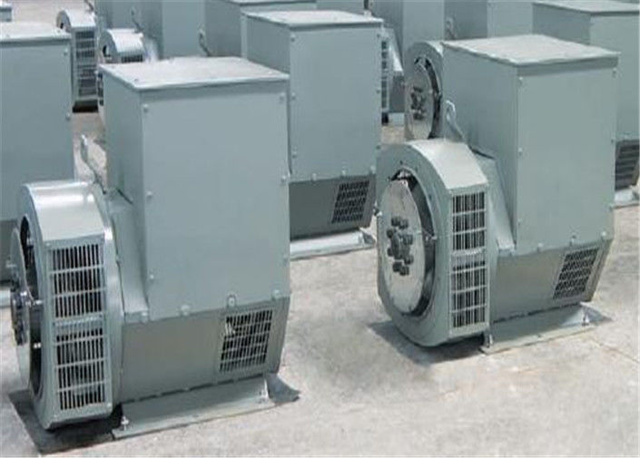 AC Brushless Synchronus Double Bearing Alternator With AVR 80kw / 100kva