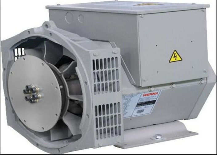 Three Phase AC Brushless Exciter Synchronous Generator 20kw / 25kva