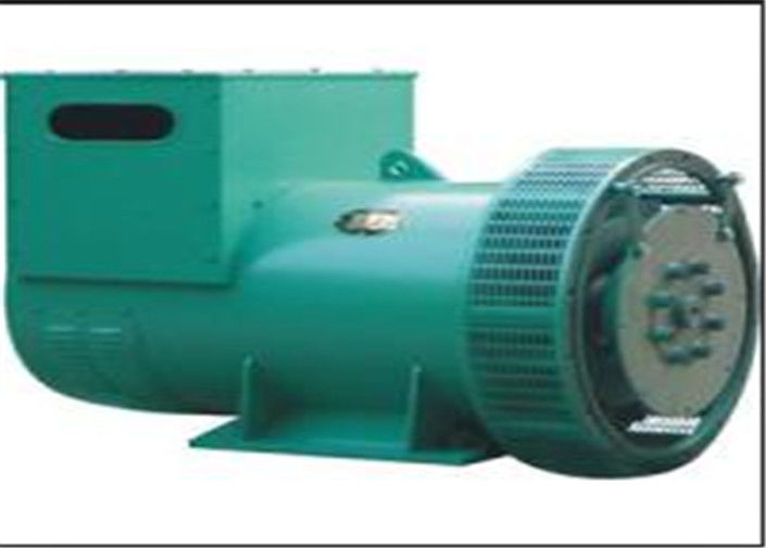 High Speed Small Brushless Synchronous Alternator 24 kw 30 kva OEM