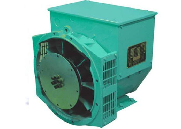 Single Phase Diesel AC Generator Green 7kw / 7kva 50hz 1500RPM