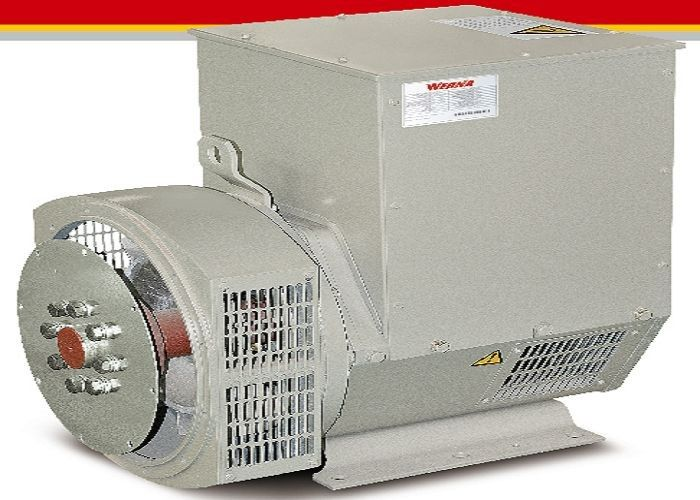 40kw / 50kva Stamford Brushless Exciter Synchronous Generator 690V IP22