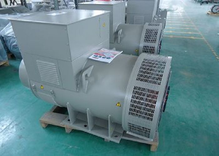 Home Brushless Single Phase AC Generator 70kw / 70kva 1500RPM 110V ~ 690V