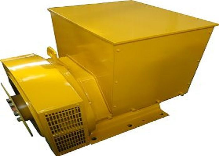 IP23 Three Phase AC Generator Yellow 800kw / 1000kva 60hz