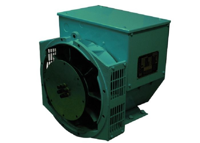 10kw / 12.5 kva AC Brushless Exciter Synchronous Generator Two Pole 3600RPM