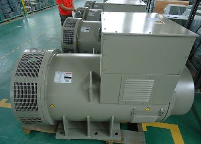 Self Exciting Three Phase AC Generator 60hz 800kw / 1000kva