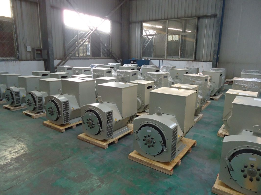 Self Exciting 3 Phase AC Generator 60hz 800kw / 1000kva with sx460