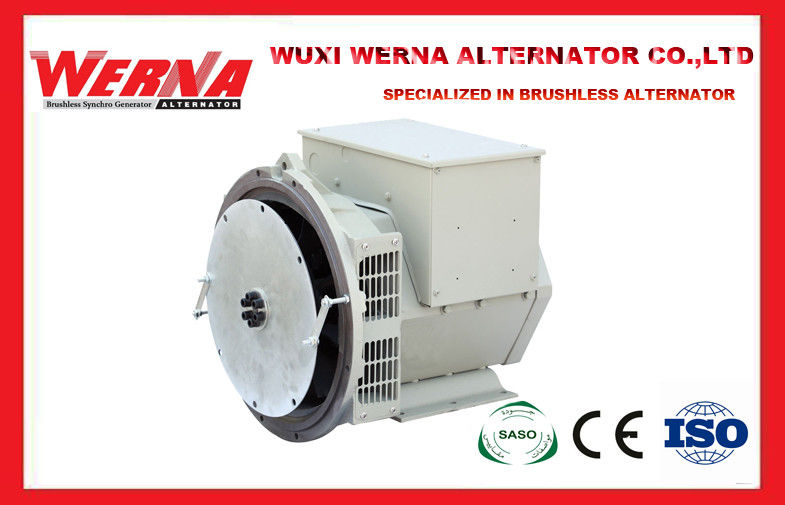 50Hz 10KW WR164C Brushless Stamford AC Generators AVR Three Phases